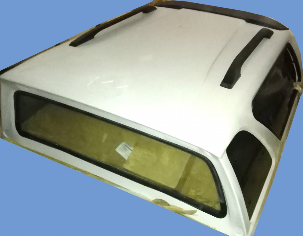 HARD TOP EXTREME VETRATO PER TATA PICK UP TELCOLINE - XENON